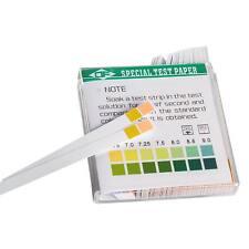 PH-Wert Teststreifen Indikator Lackmus Testpapier Lackmuspapier Säure Alkaline M