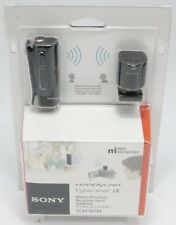SONY ECM-W1M Microphone for camcorder Wireless Bluetooth