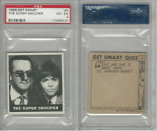 1966 Topps, Get Smart, #4 The Super Snooper, PSA 4 VGEX
