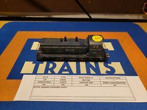 HO ATHEARN LOCOMOTIVE 368 DS12-E BALTIMORE & OHIO DIESEL ENGINE 🚂🇺🇸 L29