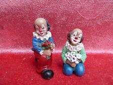 2 schöne Figuren__Clowns __Gilde___Gildeclowns!