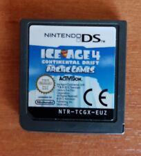 ICE AGE 4 NINTENDO DS PROBADO