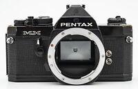 Pentax MX Gehäuse Body schwarz Spiegelreflexkamera SLR Kamera