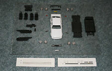 RS2000 MK2 Kit De Metal Blanco 1:43RD Escala
