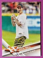 2017 Topps First Pitch Paul Wall FP-11 Astros
