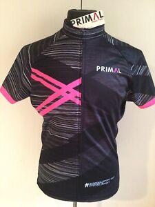 PRIMAL Sport Cut Raglan Cycling Jersey Biking Triathlon Women's Size 3XL New