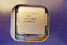 Open Box Intel i7-8700 Desktop Processor 6 Cores up to 4.6 GHz LGA 1151