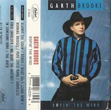 Ropin' the Wind by Garth Brooks (Cassette, Sep-1991, Capitol/EMI Records)