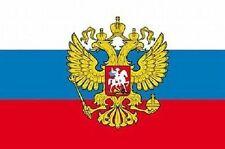 RUSSISCHE Mini Flagge 10 x 15 cm Wimpel RUSSLAND 15x10cm Auto Pennant spezie