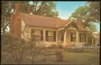 Vintage Unused Postcard of Ivy Green, Helen Keller's Home in Tuscumbia Alabama