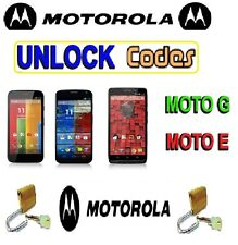 Motorola mb860 ATRIX Unlock Code T Mobile Orange EE AT&T any network