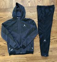 Air Jordan CP3 Jacket and Pants Set (Jacket Sz L, Pants Sz M)