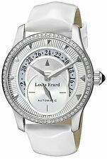 Louis Erard Women's 92600SE01.BDV12 Emotion Automatic White DIAMONDS Date Watch