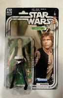 """Star Wars 40th Anniversary Black Series 6"""" Han Solo NEW Case Fresh Cond. RARE!"""