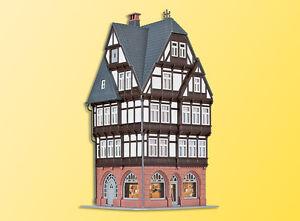 kibri 38450 Spur H0 Fachwerkstadthaus #NEU in OVP#