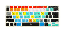 Ableton Live Shortcut keys Keyboard Cover Skin For Macbook Pro Air 13 15