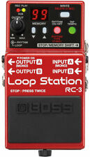 Boss RC3 Pedale Loop Station chitarra USB 2.0