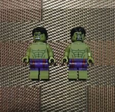 LEGO Super Heroes Hulk Minifigure 5003084 Lot x2