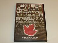Hockey Canada's Game A Story of Passion DVD CBC 2005 Vancouver Canucks