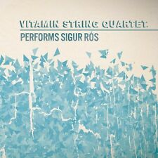 Vitamin String Quart - VSQ Performs Sigur Ros [New CD]