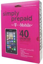 NEW T-Mobile Microsoft Lumia 435 - 8GB - White Phone