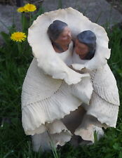 Native American Courting Blanket Heavy Sculpture Sinapau Studio Limited Ed TEXAS