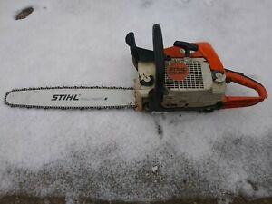 Stihl 290 chainsaw