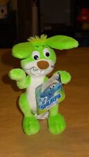 "Smurfs Bucky Rabbit Smurf 7"" tall Display Plush Stuffed Animal Doll Figurine"