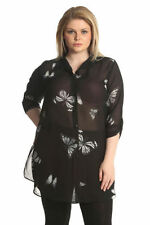 Collared Tunic Machine Washable Tops for Women