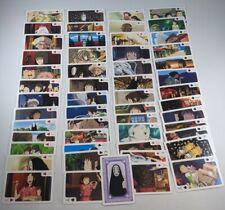 Studio Ghibli New Spirited Away Playing Cards