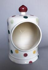 Emma Bridgewater Pottery 'Polka Dot' Salt Pig