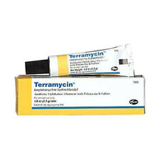 New listing Terramycn. Ophthalmic Ointment for Pets