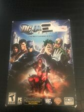 DC Universe Online: The Next Legend is You (PC, 2011) Begin the Game as a Hero!