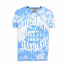 Superdry Herren T-Shirt Shirt Classic Gr.L (wie M) Universal Tee Vintage 93340