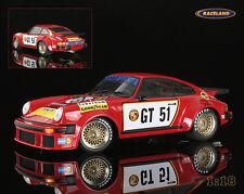Porsche 934 Gelo Tebernum Nürburgring 1976 Sieger GT T. Hezemans Minichamps 1:18