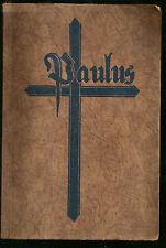 D.Stein: Paulus (1935)