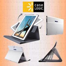 "Case-Logic Slim Envelope Folio Case/Rotating Stand- Samsung Galaxy Tab 3/4 10.1"""