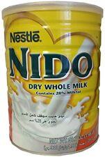 Nestle Nido Milk Powder Europe Imported 900-Gram 2 Pound