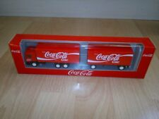 Coca Cola Herpa LKW NEU MAN Sattelzug Albedo Rarität OVP 1992 1:87 Getränke