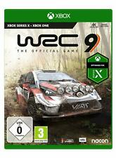 WRC 9 - The Official Game (Xbox One, Xbox Series X) NEU