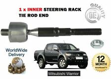 FOR MITSUBISHI L200 WARRIOR 2.5 DID 2006-> 1x INNER STEERING RACK TIE ROD END
