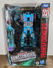 Doubledealer Transformers Earthrise War for Cybertron  (E8205) Hasbro Sealed
