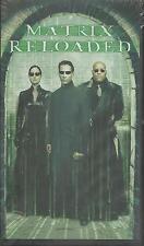Matrix Reloaded (2003) VHS