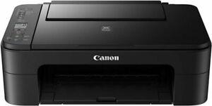 Canon PIXMA TS3150 All-In-One Inkjet Printer - Black S/R