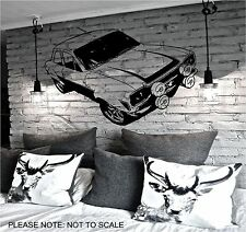 Vehicles Vintage/Retro Wall Decals & Stickers