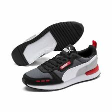 Puma R78 Unisex Trainers Low Top Trainers 373117 Castlerock Grey