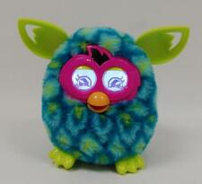 2013 Hasbro Furby Boom Blue/Green/pink Peacock RARE Interactive Works