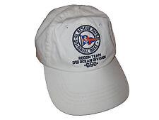 Polo Ralph Lauren White Ocean Rescue Patrol Naval Ball Hat Cap