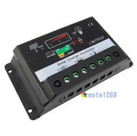 15A MPPT Solar Panel Regulator Charge Controller 12V 24V Auto Switch MT