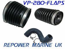 Bellows Kit for Volvo Penta 280 Sterndrive, Flaps in Exhaust Bellows 876633